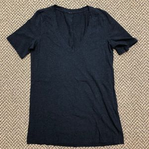 Navy Lululemon V Neck